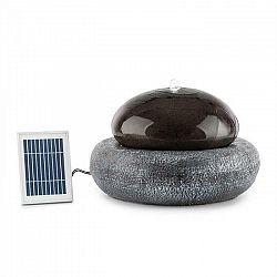 Blumfeldt Ocean Planet, solárna fontána, 200l/h, solárny panel, 2W akumulátor, LED polyresín