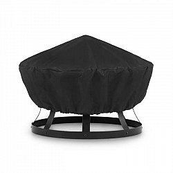 Blumfeldt Pentos, kryt na ochranu pred poveternostnými vplyvmi, nylon 600D, nepremokavý, čierny