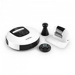 Klarstein Cleanhero, robotický vysávač, automatický, diaľkové ovládanie, biely