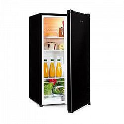 Klarstein Hudson, chladnička, A++, 88 litrov, priečinok na zeleninu, kompresia, čierna