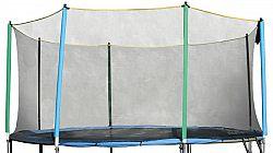 Ochranná sieť bez tyčí k trampolínam 305 cm - na 8 tyčí